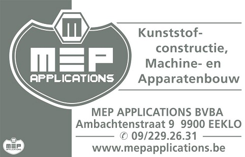 MEP Applications BVBA